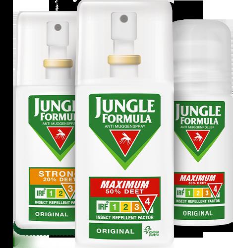 pack jungle formula